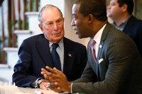 Bloomberg, Northam Push Back on Gun Law 'Misinformation' in Virginia