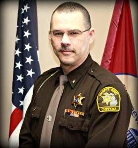 Chippewa County Sheriff Mike Bitnar