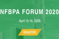 Register today for NFBPA's FORUM 2020 conference