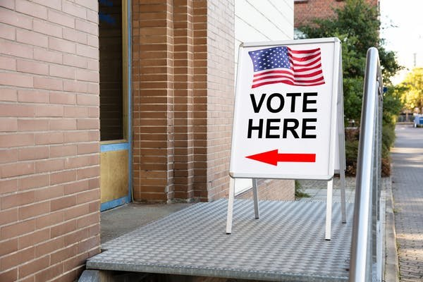 In many of the biggest U.S. cities, voter turnout in mayoral elections is less than 20%. Image:Andrey_Popov/Shutterstock.com