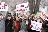 Wake County, NC, Schools Registered 1200 Students to Vote This Year