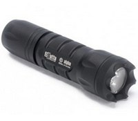 ElZetta's flashlights shock-resistant with concentrated beam