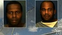 Police search for those who aided prison escapees