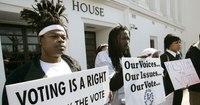 Lawsuit seeks to overturn Alabama's felon voting rights ban