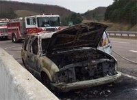 K9 dies in vehicle fire on way to Md. prison complex