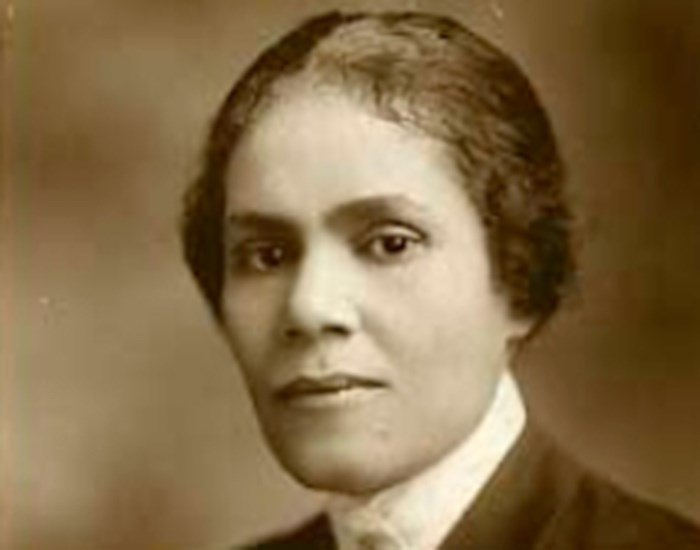 Georgia Ann Robinson spent much of her life helping the community.