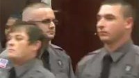 Mich. corrections officers graduate