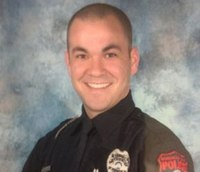 NC cop wounded in training alert, off respirator