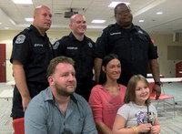 SC woman thanks officers who revived her during flood: 'Without them, I wouldn't be here'