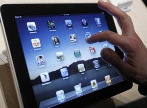 AP Photo/Marcio Jose SanchezLaw enforcement applications for the iPhone should be able to directly port to Apple's new iPad.