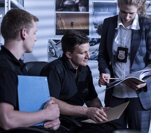 Technology can help corrections managers streamline human resource management efforts and improve transparency. (image/iStock)