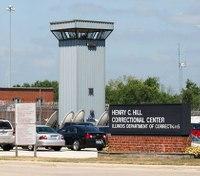 Ill. governor seeks prison tower cameras