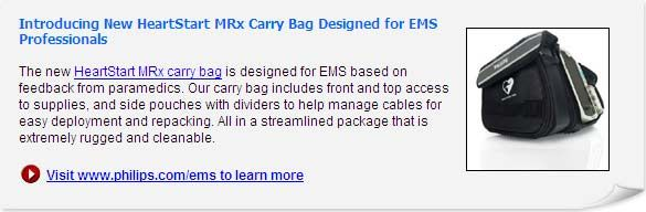 EMS1 eNewsletter Example