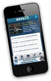 EMS1 iPhone App