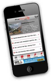 FireRescue1 iPhone App