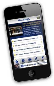 PoliceOne iPhone App