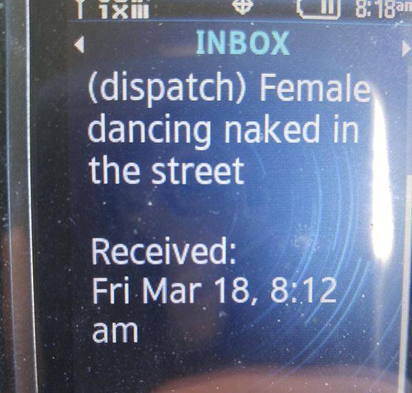 funny real ems calls, naked woman dancing