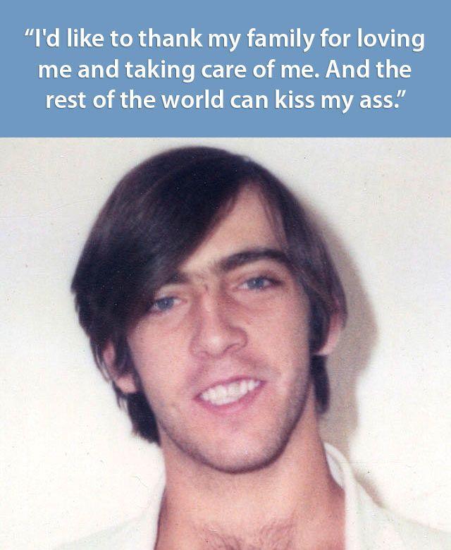 criminal last words, Johnny Frank Garrett