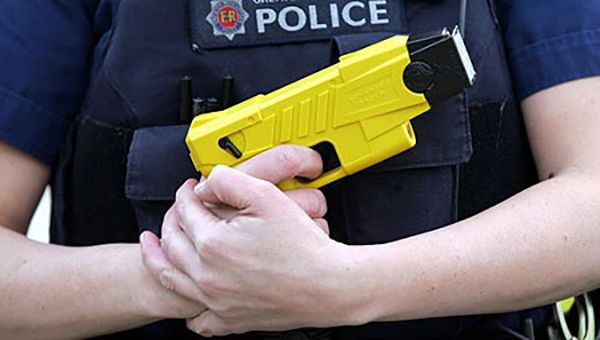 cool things unique to police life, taser
