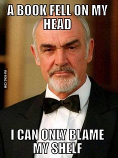 sean connery blame meme