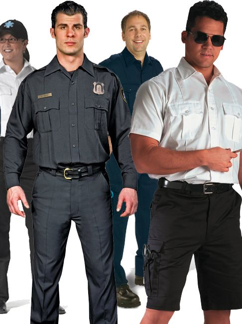 emt outfits are not even remotely uniform