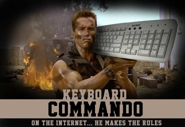 5 Social Media Truths Every Firefighter Must Know. don't be a keyboard commando