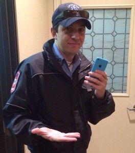 Sean Eddy, Paramedic
