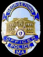 Georgetown PD''s New Badges