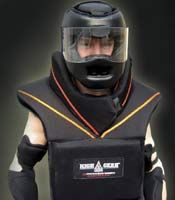 CQC Chest Guards from Tony Blauer