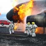 Industrial Firefighting