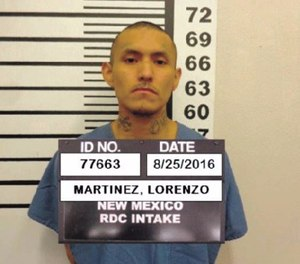 Lorenzo A. Martinez. (Photo/New Mexico DOC)