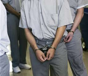"""To meet the needs of activity, privacy, emotional feedback and safety, inmates may lie, scheme, cheat; steal or play """"head games"""" with COs. (AP photo)"""