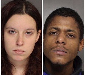 Pictured are Hannah Sadie Marie, left, and Malik Kip Morgan. (Photo/Monroe County)