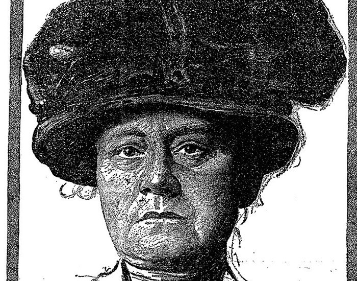 Goodwin was instrumental in bringing a gang of robbers to justice by working undercover.