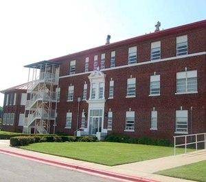 Jess C. Dunn Correctional Facility in Taft (Photo/Okla. DOC)