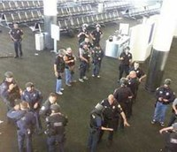 Lawmakers head to LAX to review shooting