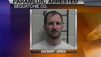 Tenn. medic arrested for theft of patient's hydrocodone