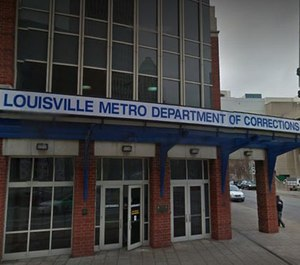 Louisville Metro Department of Corrections (Photo/Google Maps)