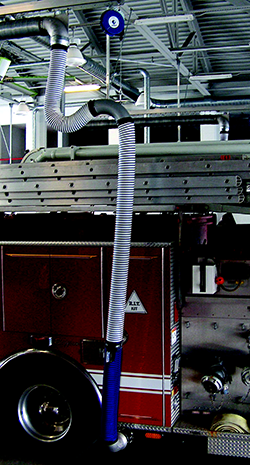 Sliding Flexhose Track (SFT) System from MagneGrip