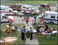 Mass Casualty Incidents