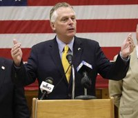 Va. governor restores voting rights for 13K felons
