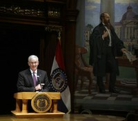 Mo. governor tops 100 pardons