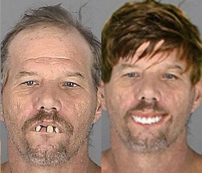 Rights advocates say mugshots should have a Photoshop makeover before being released.