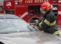 Vehicle stabilization: New tools to aid firefighters