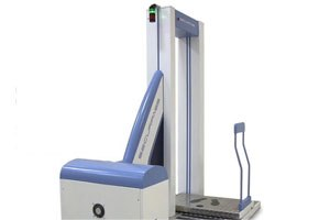 The SecurPass Full Body Scanner, for full-body contraband detection.