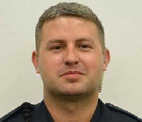 Officer Robert Hornsby. (Killeen Police Image)