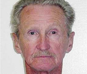 This undated file photo provided by the California Department of Corrections and Rehabilitation shows convicted killer Gregory Powell.