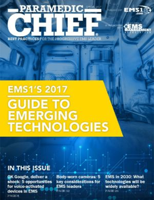 Paramedic Chief Digital Spring Edition 2017