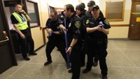 Police, firefighters train to aid victims during mass shootings