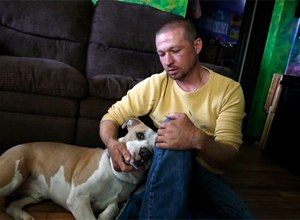 Wayne Winkler suffered burns to 12 percent of his body when butane fumes ignited while he was making hash oil at home. Since marijuana became legal, the state has seen nearly three dozen explosions caused by people making pot concentrates at home, and authorities are grappling with what to do about it. (AP Photo/Brennan Linsley)